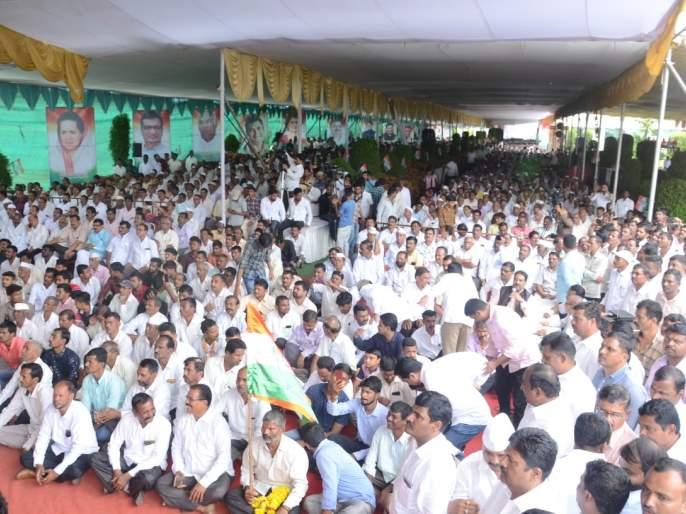 Don't be neutral, strengthen 'Congress' for a brighter future: Satej Patil | तटस्थ राहू नका, उज्ज्वल भविष्यासाठी 'काँग्रेस'ला बळ द्या :सतेज पाटील