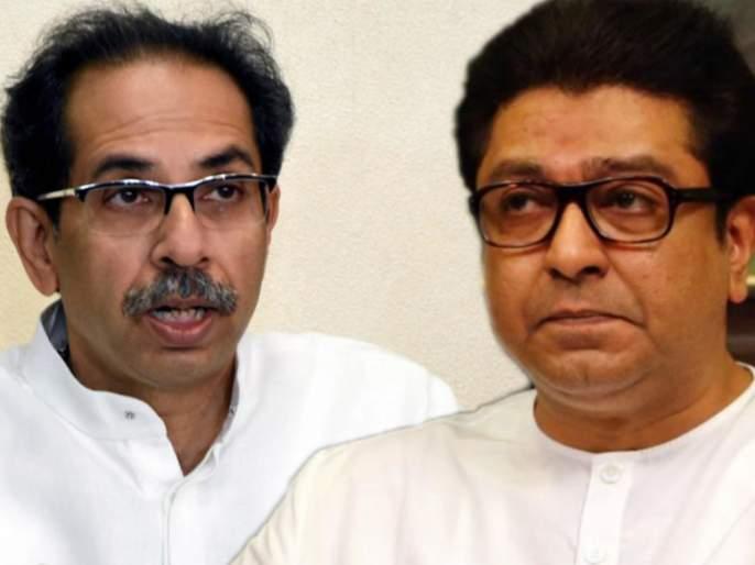 Shiv Sena venomous criticism on MNS Raj Thackeray criticism   मनसे-शिवसेनेत वाद पेटणार? शुभ बोल रे नाऱ्या...! राज ठाकरेंवर शिवसेनेची बोचरी टीका