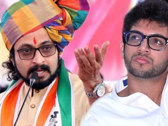 Ask Aditya Thackeray this question? Amol Kolhe criticizes Jan Ashirvad Yatra of shiv sena | आदित्य ठाकरेंना 'हा' प्रश्न विचारा? अमोल कोल्हेंची जनआशीर्वाद यात्रेवर टीका