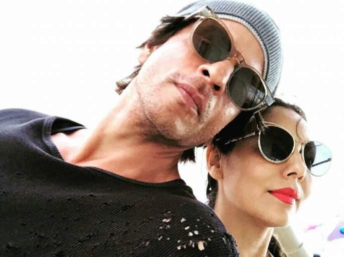 Shah Rukh Khan takes hours to dress up, says Gauri Khan | पत्नी गौरी खानने सांगितले शाहरूख खानचे 'सीक्रेट'!!