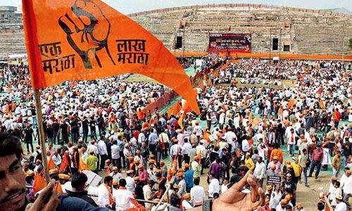 Thackeray government ignores Maratha reservation | मराठा आरक्षणाकडे ठाकरे सरकारचे दुर्लक्ष