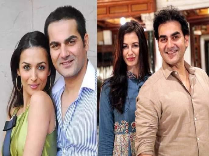 Arbaaz Khan's girlfriend Georgia keeps ex-wife following in Malaika's footsteps | अरबाज खानचीगर्लफ्रेंड जॉर्जिया ठेवतेयएक्स वाइफ मलायकाच्या पावलांवर पाउल, करतेय ही गोष्ट