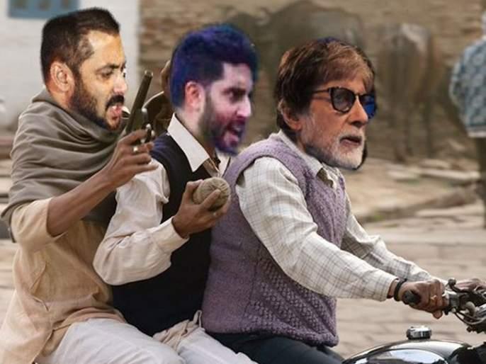 Memes Viral: vivek oberoi on aishwarya rai bachchan memes viral amitabh salman abhishek | Memes Viral : विवेक ओबेरॉयचा बदला घेण्यासाठी निघाले अमिताभ,अभिषेक अन् सलमान!!