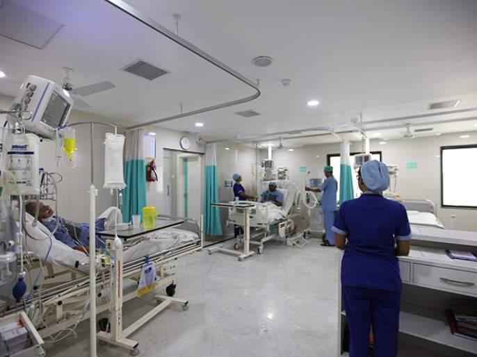 10,483 new corona patients per day in the state   राज्यात दिवसभरात कोरोनाचे १०,४८३ नवे रुग्ण