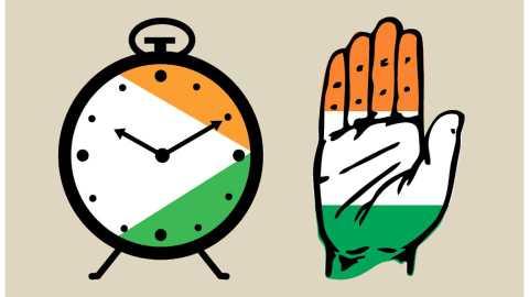 Why Congress-NCP Panipat?   काँग्रेस-राष्ट्रवादीचे पानिपत का झाले?