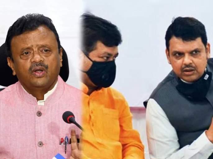 """Rajendra Shingane revelation over Politics Remdesivir by BJP Devendra Fadnavis & Pravin Darekar   राजेंद्र शिंगणेंचा धक्कादायक खुलासा; """"प्रविण दरेकर औषध कंपन्यांच्या माणसांसोबत मला भेटले, तेव्हा..."""""""