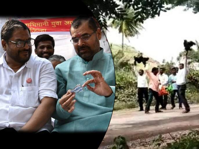 What's wrong with my workers? Raju Shetty on Sadabhau khot matter of 'Kadak' Nath cock | ... तर माझ्या कार्यकर्त्यांचं काय चुकलं? राजू शेट्टींचा सदाभाऊंना 'कडक'नाथ टोला