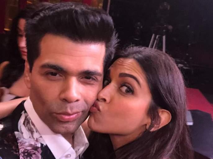 priyanka chopra and janhvi kapoor out from karan johars dostana 2 deepika padukone will play the lead in the film | प्रियांका,जान्हवी नाही तर दीपिका पादुकोण साकारणार 'दोस्ताना 2'!!
