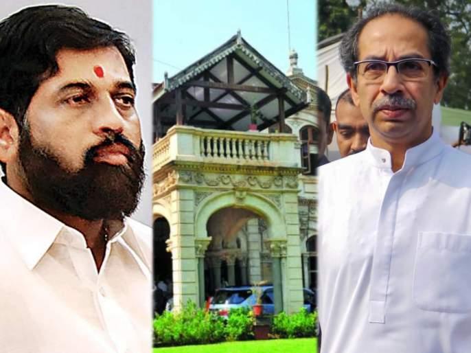 How come MMRDA Minister Eknath Shinde not invited lands worship of Thackeray memorial? Nitesh Rane | ठाकरे स्मारकाच्या भूमिपूजनाला एकनाथ शिंदेंनाही डावललं? भाजपा आमदारानं दाखवली आमंत्रण पत्रिका