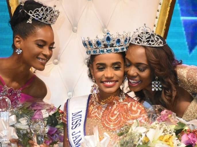 miss world 2019 toni ann singh jamaica now miss world suman rao won second runner up title | SEE PICS:जमैकाच्या टोनीने जिंकला 'Miss World 2019'चा किताब, भारताची सुमन राव सेकंड रनरअप