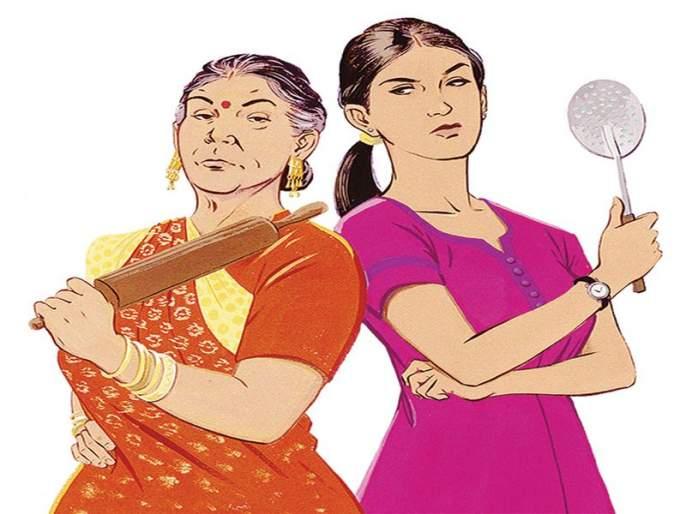 आई विरुद्ध बायको - Marathi News   Mother vs. wife ...