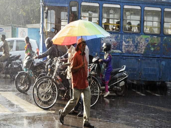 heavy rain in Pune tonight; Rainfall stays steady even in Diwali | पुण्यात आजही रात्री मुसळधार पाऊस ; राज्यात दिवाळीतही पावसाचा मुक्काम कायम