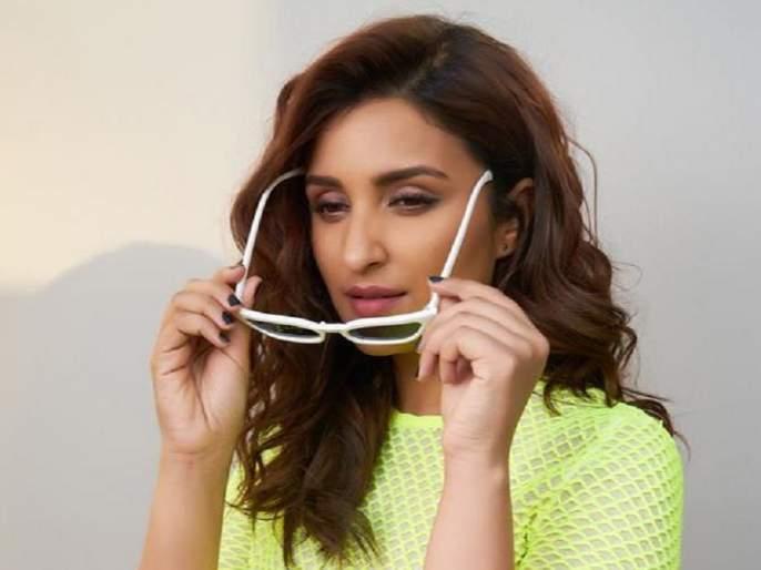 After sister Priyanka Chopra, Parineeti Chopra to release her first music video 'Mujhe Tum Nazar Se'   प्रियंकापाठोपाठ परिणीती चोप्रानेही कसली कंबर! लवकरच येणार पहिला 'म्युझिक व्हिडीओ'!!