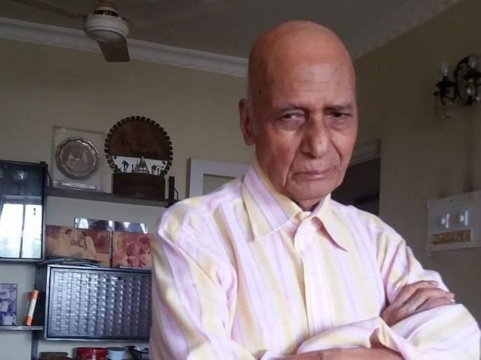 veteran music director khayyam admitted in hospital   ज्येष्ठ संगीत दिग्दर्शक खय्याम रूग्णालयात दाखल, प्रकृती गंभीर