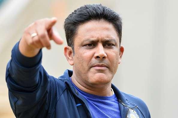 Anil Kumble's selection as coach of Kings XI Punjab   अनिल कुंबळेची प्रशिक्षकपदी निवड, आता 'या' खेळाडूंना मार्गदर्शन करणार