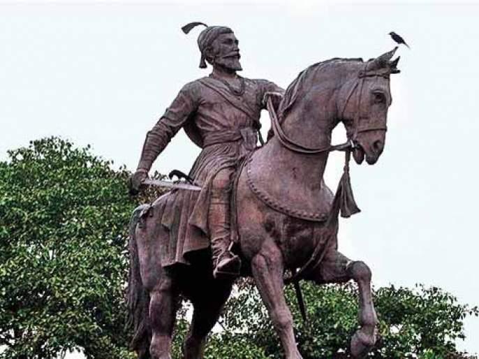 Ignore the statue of Shivaji Maharaj; MNS tells commissioners   शिवाजी महाराजांच्या पुतळ्याकडे दुर्लक्ष;मनसेने आयुक्तांना सुनावले खडे बोल