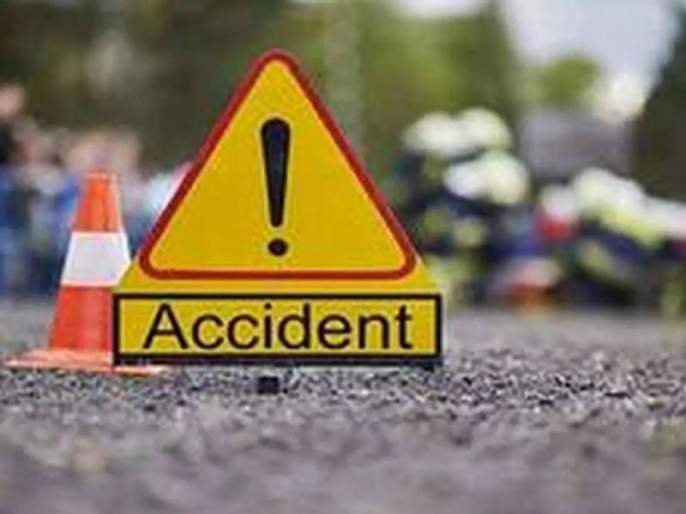 A truck crashed in Kannad Ghat, killing the driver   कन्नड घाटात ट्रक कोसळून चालक ठार