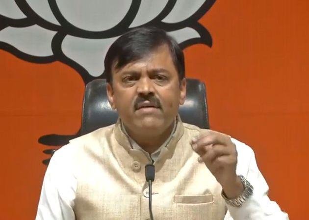 Maharashtra Election, Maharashtra Government:Shiv Sena leaders become 'Ghazni'; BJP's reversal over criticism in Samana Article   Maharashtra Government: शिवसेनेचे नेते 'गजनी' बनलेत; सामनातील टीकेवरुन भाजपाचा पलटवार