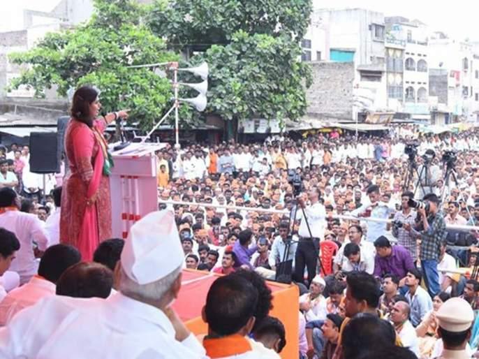 Gopinath Munde foundation establishment to come into state politics, Pankaj's announcement | राज्याच्या राजकारणात येणार गोपीनाथ मुंडे प्रतिष्ठान; पंकजा मुंडे यांची घोषणा