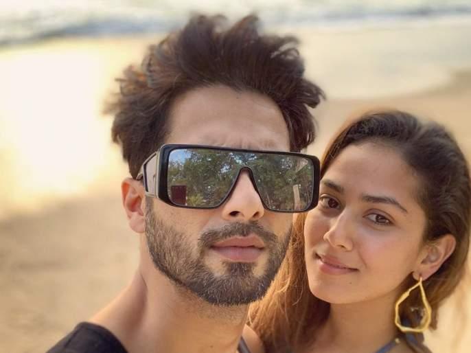 fan asked to shahid kapoor how to happy wife for 21 days actor replied-ram   21 दिवसांच्या लॉकडाऊनमध्ये बायकोला आनंदी कसे ठेवाल? शाहिद कपूरचे उत्तर वाचा