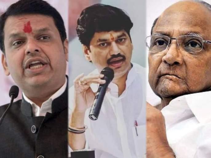 Amazing twists in Rape Case; NCP is cautious, but BJP leader's helping hand to Dhananjay Munde | आश्चर्यकारक कलाटणी; राष्ट्रवादी सावध पवित्र्यात, पण धनंजय मुंडेंना भाजपा नेत्याचा मदतीचा हात!
