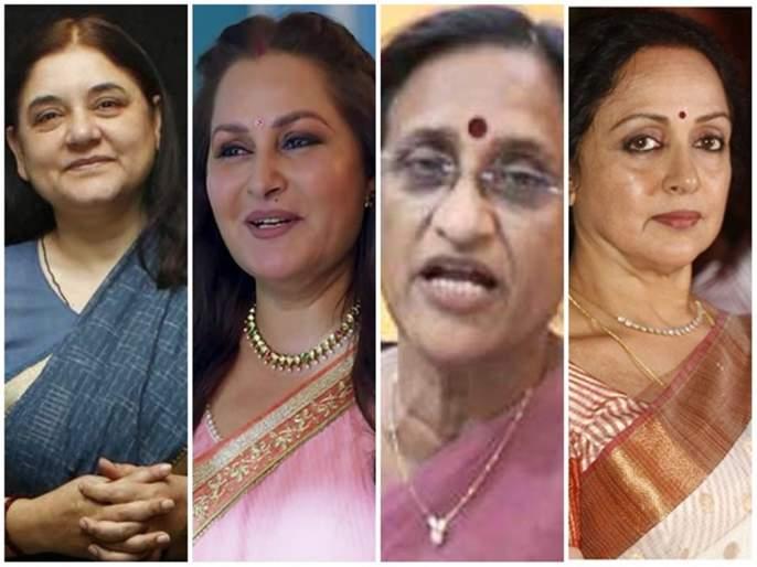 Lok Sabha Elecation 2019: BJP's priority to women power in UP | Lok Sabha Elecation 2019 : 'युपी'तही भाजपचे 'नारीशक्ती'ला प्राधान्य; ८ महिलांना उमेदवारी
