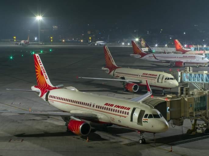 The rush for Air India tickets, selling 22,000 tickets in 15 hours   एअर इंडियाच्या तिकिटांसाठी झुंबड, १५ तासांत २२ हजार तिकिटांची विक्री