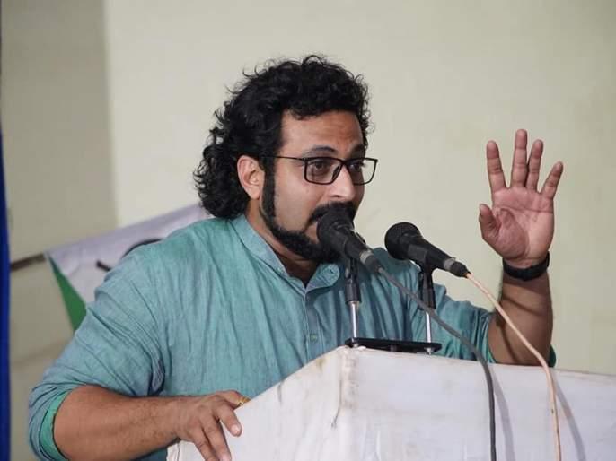 Maharashtra Election 2019: Chief Minister's statement is not for Karjat Jamkhed but Kotharudkar Says Amol Kolhe   Maharashtra Election 2019: मुख्यमंत्र्याचं 'ते' विधान कर्जत जामखेडसाठी नव्हे तर कोथरुडकरांसाठी'