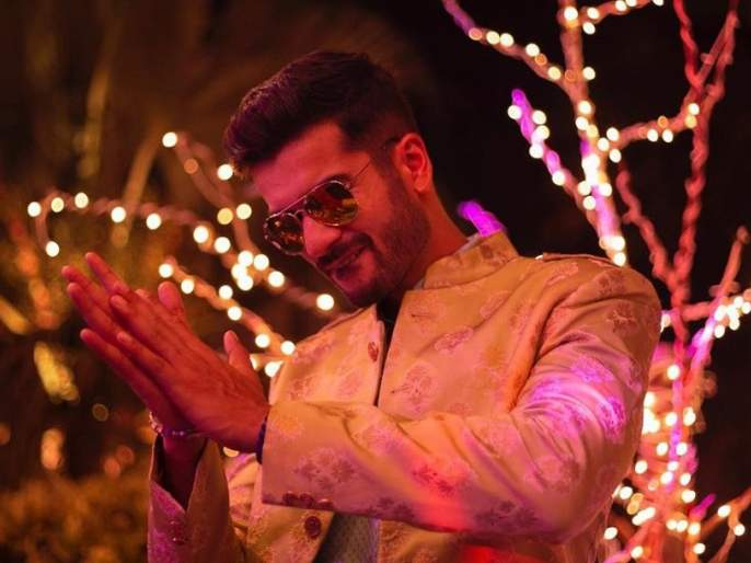 Vicky Kaushal's brother Sunny arrested for dancing outside Salman and Shah Rukh Khan's residence   या अभिनेत्याला सलमान, शाहरूखच्या बंगल्यासमोर डान्स पडला महाग, पोलिसांनी केली अटक