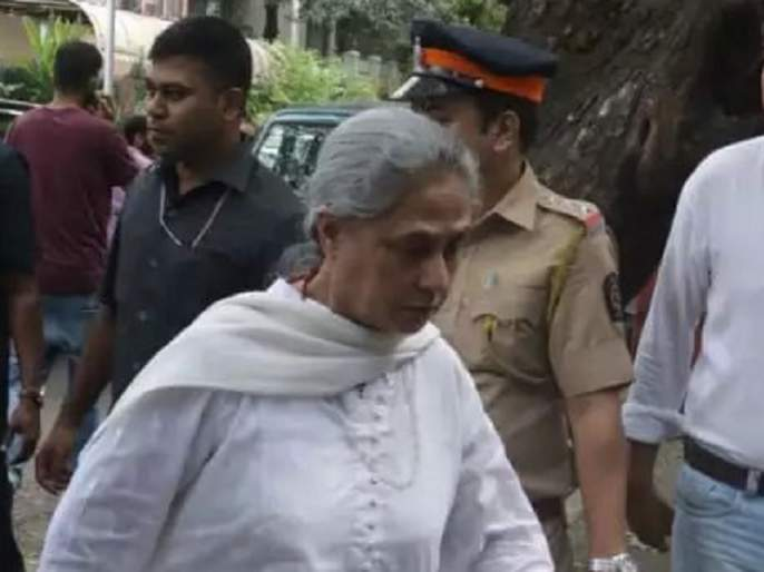 maharashtra assembly elections jaya bachchan angry on polling both officer and media during voting | अन् जया बच्चन निवडणूक अधिकाऱ्यावर बरसल्या!