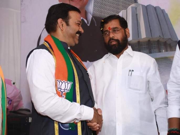 Maharashtra Election 2019: Eknath Shinde's force to revolt rebel Shiv Sena Candidate in Kalyan East constituency? | Maharashtra Election 2019: कल्याण पूर्व मतदारसंघात शिवसैनिकांच्या बंडखोरीला एकनाथ शिंदेंचे बळ?