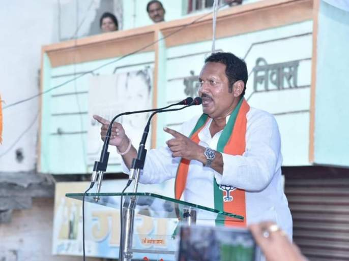 Maharashtra elections 2019: Satara's by-election difficult for Udayan Raje; Shiv Sena leader made statement | महाराष्ट्र निवडणूक २०१९: उदयनराजेंसाठी साताऱ्याची पोटनिवडणूक कठिण; शिवसेनेच्या मोठ्या नेत्याने केलं विधान