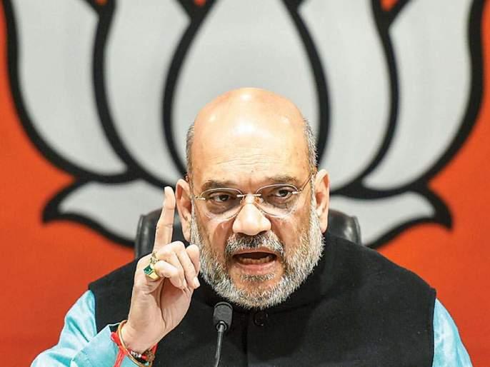 Amit Shah invites Ganguly to BJP   सौरव गांगुलीचे आम्ही भाजपामध्ये स्वागतच करू - अमित शहा