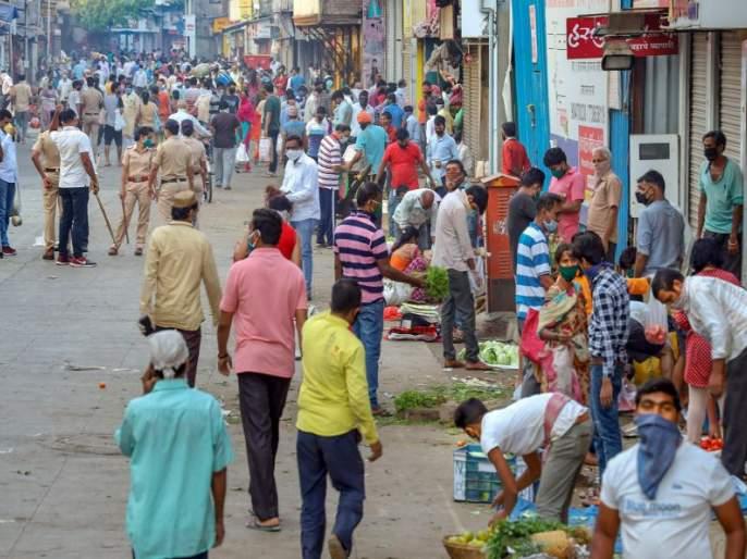 In Thane, Navi Mumbai, the number of patients increased after Diwali | ठाणे, नवी मुंबईमध्ये दिवाळीनंतर रुग्ण वाढले