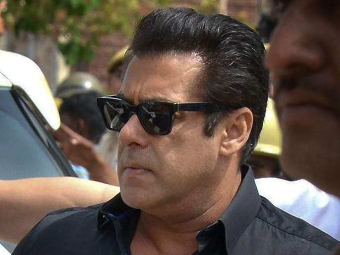 criminal complaint has been filed against actor Salman Khan | अभिनेता सलमान खानवर दरोड्याचा गुन्हा दाखल