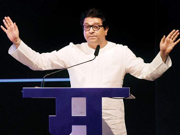 Lok Sabha elections 2019: Raj Thackeray critized on BJP | पाच वर्षात तुम्ही किती थापा मारल्या त्याचा हिशोब द्या - राज ठाकरे