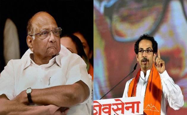 Video: Uddhav Thackeray Criticism on Sharad Pawar in Aurangabaad rally | Video: पवारांचं मन डांबरापेक्षाही काळं, त्यालाही लाज वाटेल, उद्धव ठाकरेंची जहरी टीका