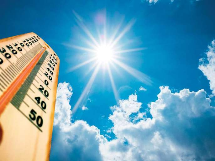 Ukada rises in Mumbai, temperature rises by 5 degrees | मुंबईत उकाडा वाढला, तापमानात ५ अंशांची वाढ