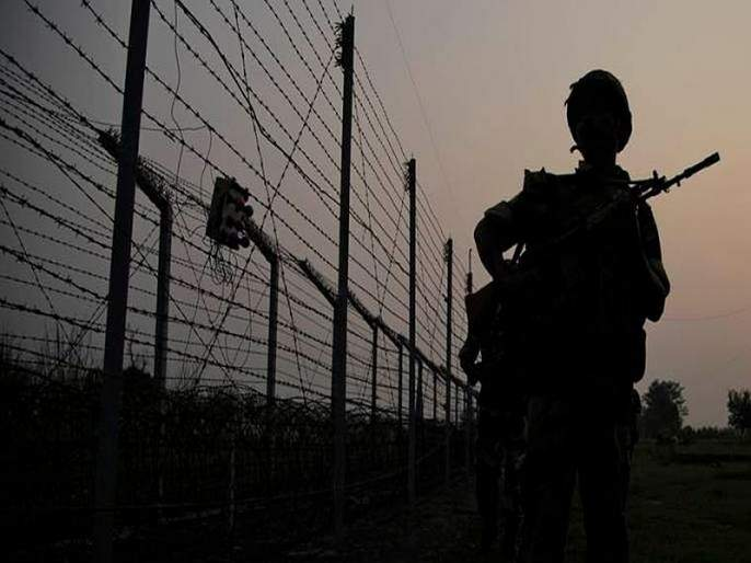 2317 ceasefire violations by Pakistan in 2019 till October 10   पाकिस्तानच्या कुरापती सुरूच! तब्बल 2317 वेळा शस्त्रसंधीचं उल्लंघन
