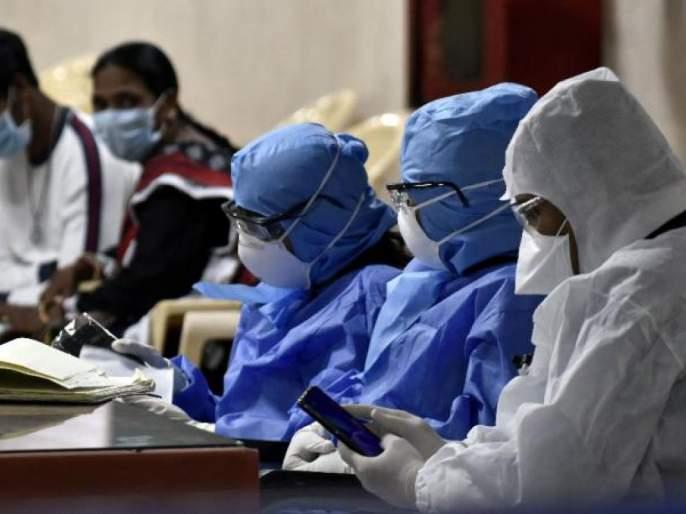 Corona plague in Vasai Virar city, 6,504 new patients in 12 days | वसई विरार शहरात कोरोनाचा कहर, 12 दिवसांत 6,504 नवीन रुग्ण