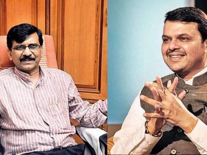 Why go with the BJP that is putting Aditya in trouble?, devendra fadanvis meet sanjay raut | आदित्यला अडचणीत आणणाऱ्या भाजपसोबत जायचे कशाला?