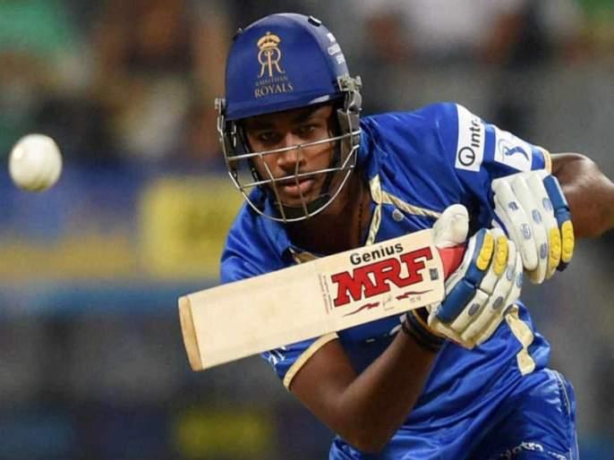 RCB vs RR, IPL 2018 LIVE : Ajinkya Rahane's first four for RajasthanLIVE | RCB vs RR, IPL 2018 LIVE : घरच्या मैदानात बंगळुरु पराभूत; राजस्थानचा 19 धावांनी विजय