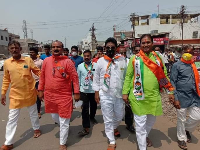 MNS supports NCP in Pandharpur by-election; Leaders landed in the campaign | अजितदादांची खेळी! पंढरपूर पोटनिवडणुकीत मनसेचा राष्ट्रवादीला जाहीर पाठिंबा; नेते उतरले प्रचारात