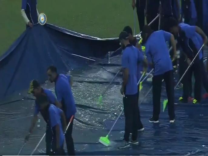 India vs South Africa, 1st T20I: in How many minutes the match was canceled... | India vs South Africa, 1st T-20: किती मिनिटांमध्ये केला सामना रद्द, जाणून घ्या...