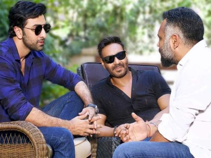 ajay devgn and ranbir kapoor upcoming film with director luv ranjan shut down | OMG! 'इंशाअल्लाह' पाठोपाठ रखडला 'हा' दुसरा चित्रपट!!