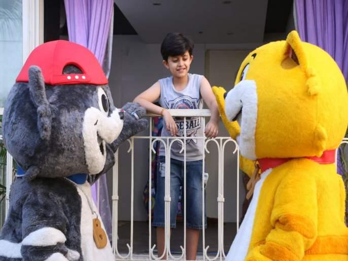 Honey-Bunny to be visited by a small member of the family | बने फॅमिलीमधील लहान सदस्यांच्या भेटीला येणार हनी-बनी