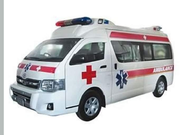 ... and 33,000 babies were born in the ambulance | ...अन् रुग्णवाहिकेत झाला ३३ हजार बाळांचा जन्म