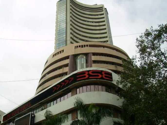 Once again, the 'impact', the Sensex crossed the 10-year record | फिर एक बार मोदी 'प्रभाव', सेन्सेक्सनं केला 10 वर्षांतील रेकॉर्ड पार