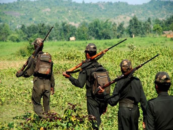 The surrender of the Naxalites to Chagaon Dalam | नक्षलवाद्यांच्या चातगाव दलमचे आत्मसमर्पण; कमांडर-उपकमांडरसह सात जणांचा समावेश