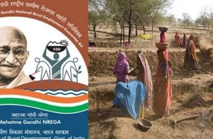 MNREGA scandal at Waghlud; 124 bank accounts sealed! | वाघळूद येथे रोहयो घोटाळा; १२४ बँक खाते केले सील!